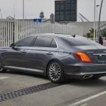 Hyundai - Genesis G90 / EQ900 шпионское фото