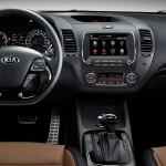 Kia K3 / Cerato / Forte - рестайлинг