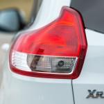 Lada XRAY официальное фото - левый задний фонарь