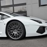 Lamborghini Aventador в тюнинге Hamann
