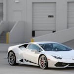 Lamborghini Huracan тюнинг от VF Engineering