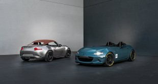 Mazda MX-5 Spyder и MX-5 Speedster Concepts