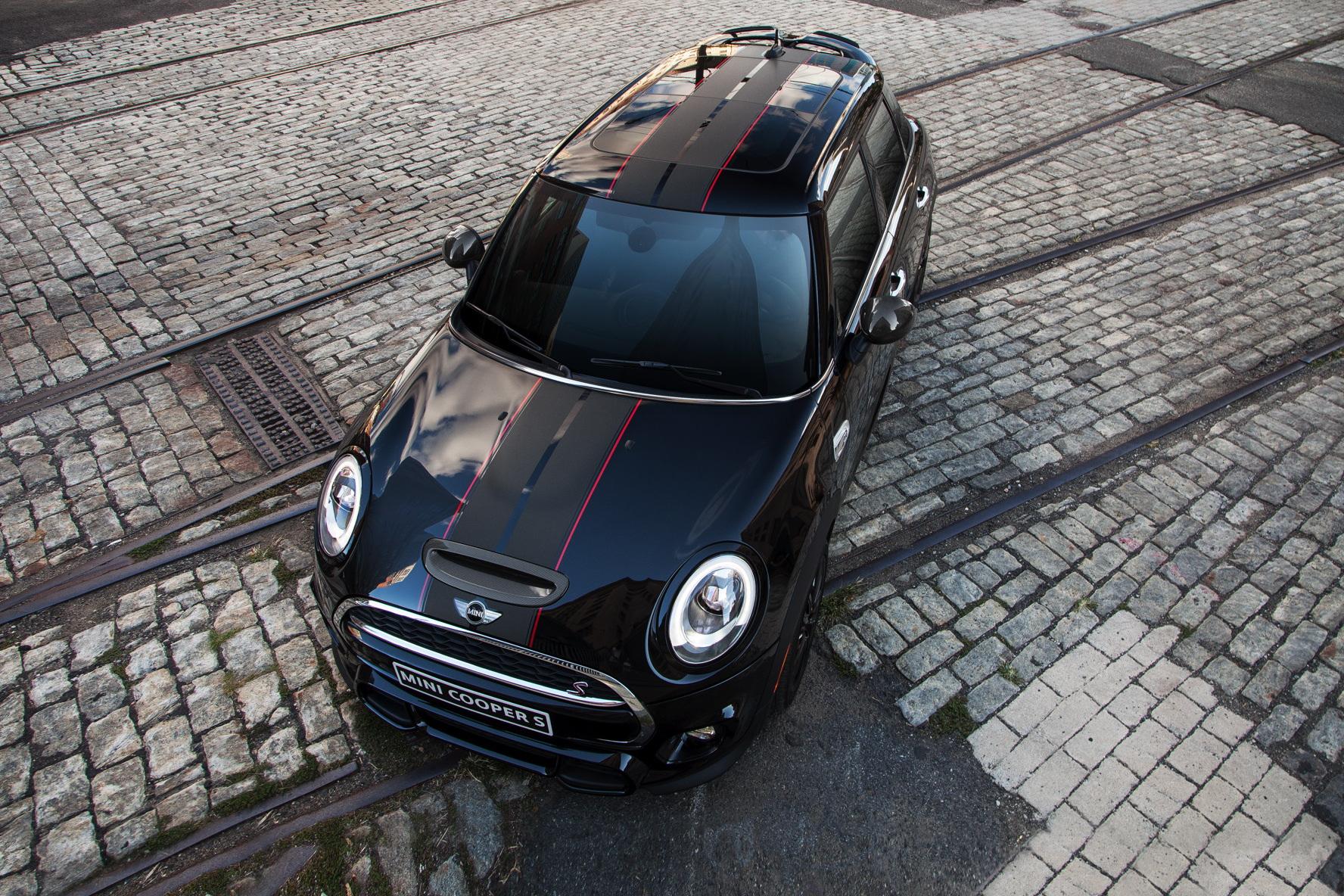 Mini Cooper S Carbon Edition 3 Avtovesticom