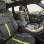 Range Rover Sport SVR tuning / тюнинг LUMMA Design