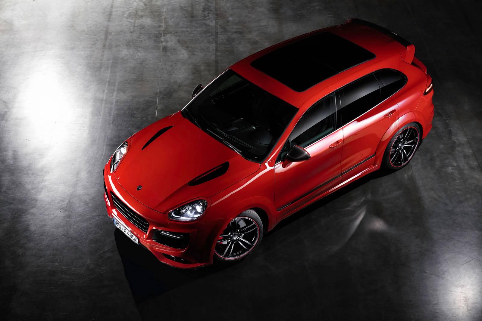 TechArt Magnum тюнинг Porsche Cayenne