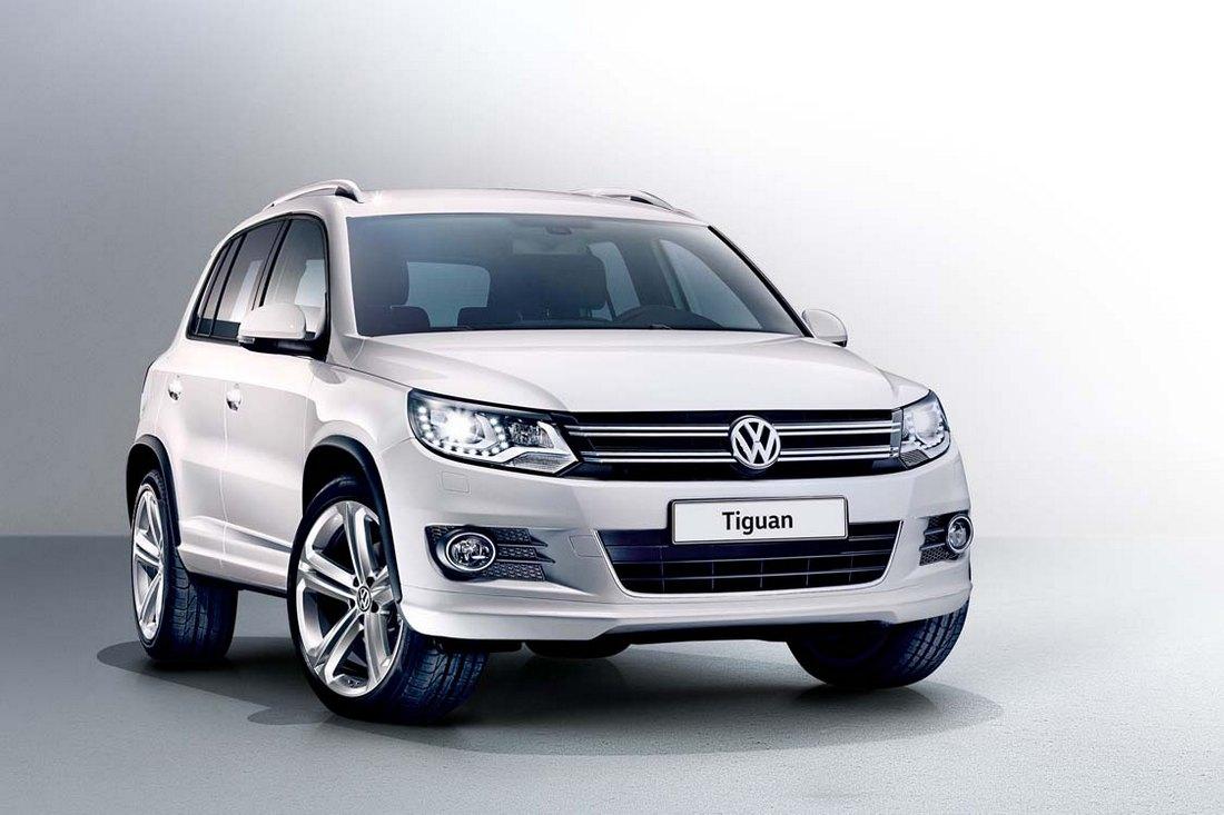 Volkswagen Tiguan Avenue с пакетом Sport