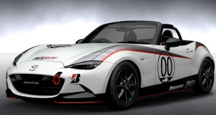 Mazda Roadster NR A Racing Spec