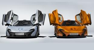 McLaren P1 - первый и последний экземпляр