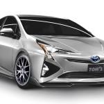Toyota Prius 2016 тюнинг от TOM's Racing