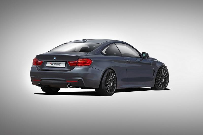 BMW 4-Series (435i,435d) тюнинг от Alpha-N Performance