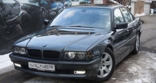 BMW 750i E38 2001 восстановленный Viner