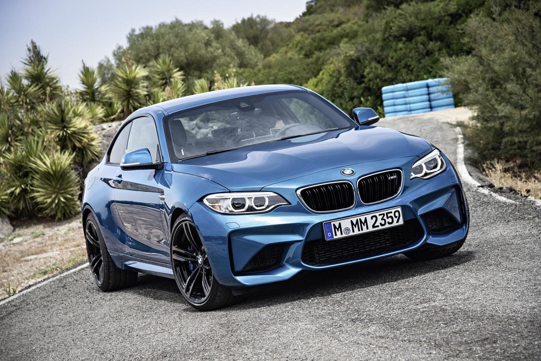 BMW M2 официальное
