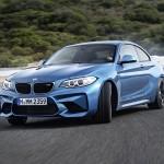 BMW M2 официальное фото