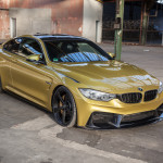 BMW M4 Coupe тюнинг от Carbonfiber Dynamics