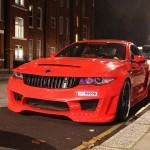 BMW M5 Mi5Sion тюнинг от Hamann