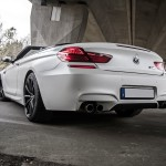 BMW M6 Convertible тюнинг от Noelle Motors