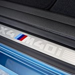 BMW X4 M40i официальное фото