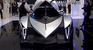 Devel Sixteen quad-turbo V16 12.3 литра