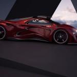 Inferno - новый мексиканский проект суперкара