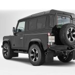 Land Rover Defender 40th Anniversary Edition тюнинг от Overfinch