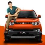 Mahindra KUV100 официальное фото