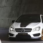 Mercedes-Benz CLA 45 AMG от Loewenstein
