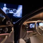Mercedes-Benz E-Class 2016 интерьер