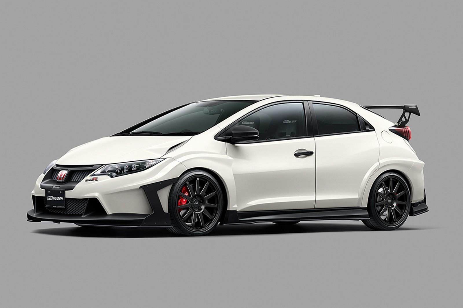 Honda Mugen Civic R