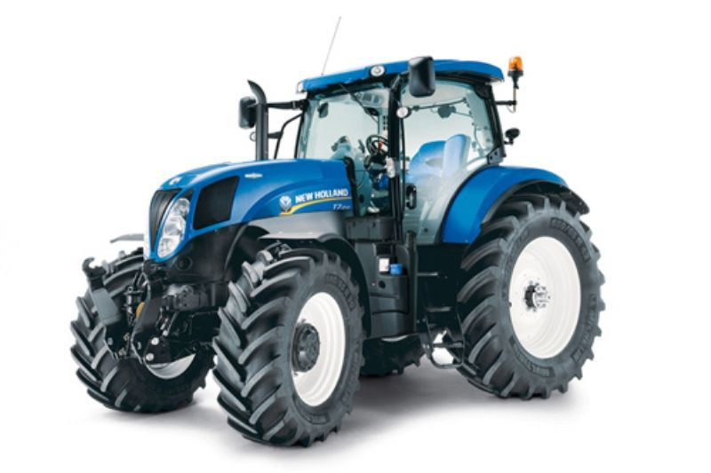 New Holland T7