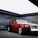 Уникальный Rolls-Royce Ghost Diamond
