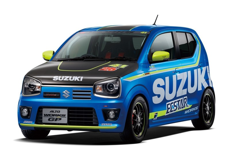 Suzuki Alto Works GP Концепт