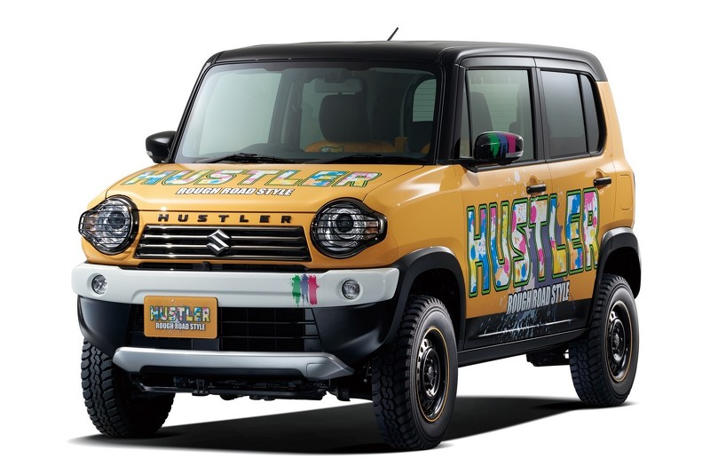 Suzuki Hustler Rough Road Style Концепт