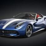 Ferrari F60 America Blu Nart