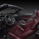 Alfa Romeo Spider тюнинг от Vilner (интерьер)