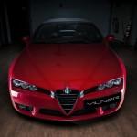 Alfa Romeo Spider тюнинг от Vilner (экстерьер)