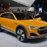 Audi h-tron quattro концепт
