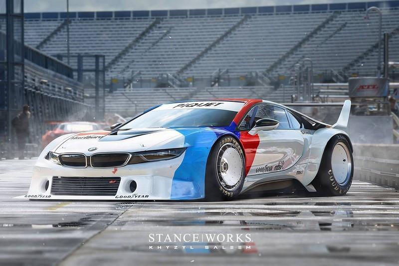 BMW i8 Procar рендер