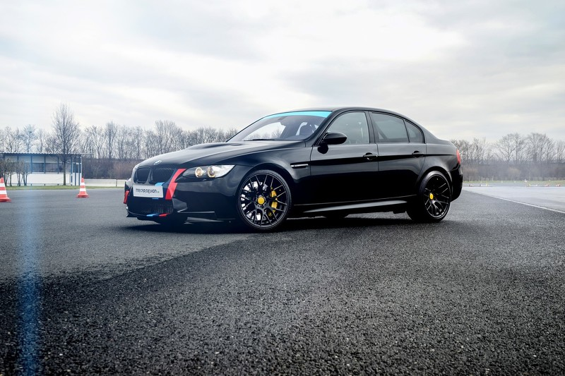 BMW M3 E90 Clubsport тюнинг от MR CAR Design