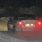 BMW Z5 шпионское фото
