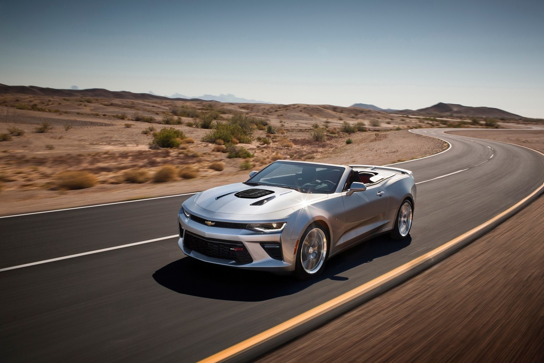 Chevrolet Camaro 2016 тюнинг от Callaway Cars