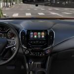 Chevrolet Cruze хэтчбек официальное фото (интерьер панель приборов)