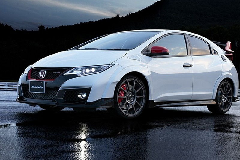 Honda Civic Type R тюнинг от Modulo