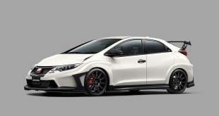 Honda Civic Type R тюнинг от Mugen