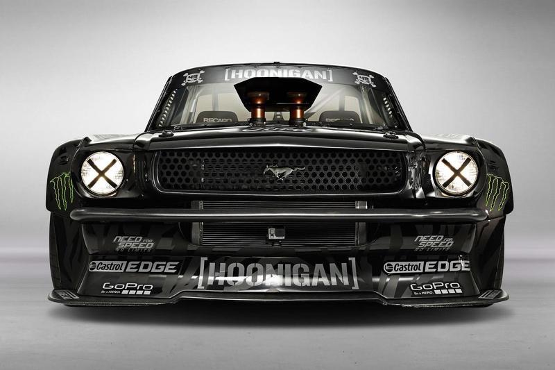 Ken Block's Mustang Hoonicorn