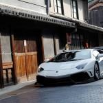 Lamborghini Aventador тюнинг от Aimgain