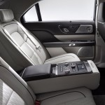Lincoln Continental 2017 официальное фото