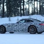Mercedes-AMG GT-R шпионское фото