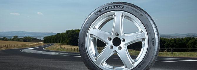 Michelin Pilot Sport A/S 3+