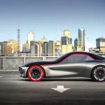 Opel GT Concept официальное фото