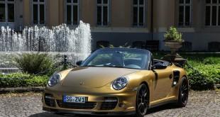 Porsche 911 Turbo (997) тюнинг от Wimmer